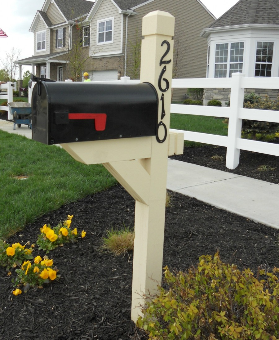 Mailbox Replacement & Installation